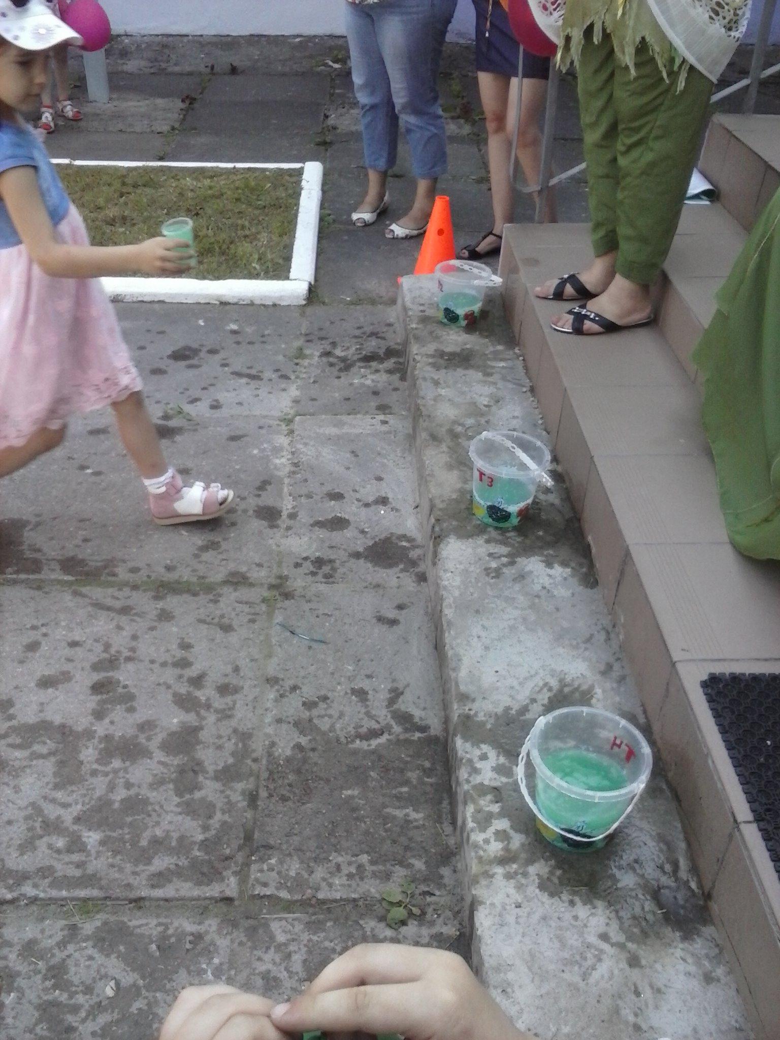 """конкурс """"Напои Водяного"""""""