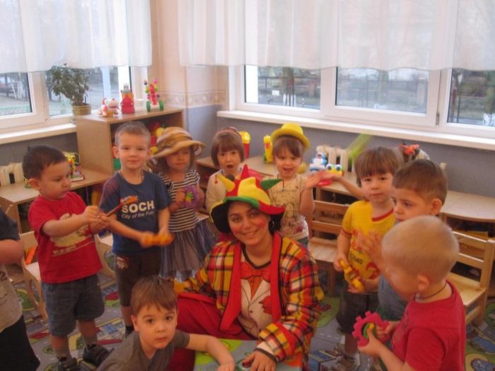 фото с открытого занятия по патриотическому воспитанию